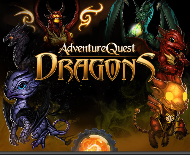 AdventureQuest Dragons Idle Game